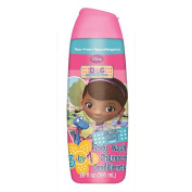 Disney Jr. Doc McStuffins 3-in-1 Body Wash, Shampoo, Conditioner