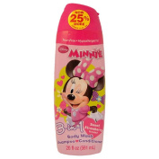 Minnie Mouse 3-in-1 Body Wash, Shampoo, Conditioner