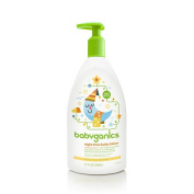 BabyGanics Night Time Orange Blossom Baby Lotion - 350ml