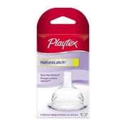 Playtex NaturaLatch Nipple - Fast - 2 Pack