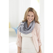 NuRoo Nursing Scarf - Grey