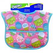 Bibsters Girl Cupcake Easy Clean Bib