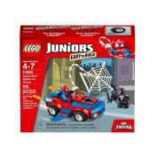 LEGO Juniors Spider Man's Spider Car Pursuit