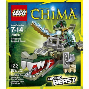 LEGO Chima Crocodile Legend Beast