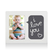 Pearhead Baby Chalk Frame