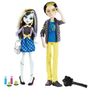 Monster High Picnic Casket Doll 2-Pack