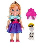 Disney Frozen 15cm  Toddler Doll - Anna