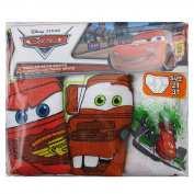 Disney Boys' Cars Underwear 3 Pack - Toddler
