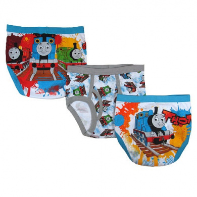 Thomas the Train Boys 3 Pack Underwear - Toddler by Handcraft ...