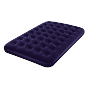 Bestway - Flocked Air Bed, Twin Plus