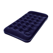 Bestway - Easy Inflate Flocked Air Bed, Twin