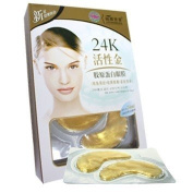 karmart Crystal Collagen Eye Mask Gold.[Get Free Tomato Facial Mask]