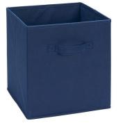 Ameriwood Solid Bins - Navy Blue