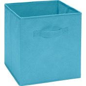 Ameriwood Fabric Storage Bin - Pastel Blue