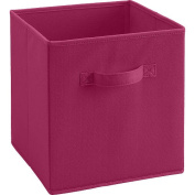 Ameriwood Fabric Storage Bin - Hot Pink