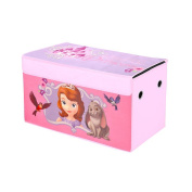 Disney Sofia the First Collapsible Toy Chest