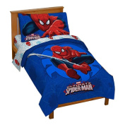 Spider-Man 'Regulator' Toddler Bedding Set