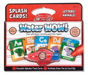 Water Wow! Splash Cards Alphabet