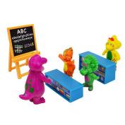 Barney Classroom Playset