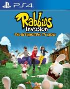 Rabbids Invasion [Region 2] [Blu-ray]