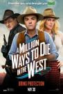 A Million Ways to Die in the West  [Region 4]