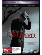 Justified: Season 5 (DVD/UV) [Region 4]