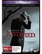 Justified: Season 5 (DVD/UV) [Region 4]