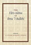 Fars-Nama of Ibnu l-Balkhi [PER]