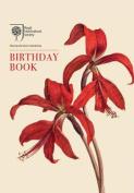 Royal Horticultural Society Birthday Book