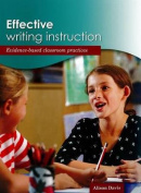 Effective Writing Instruction
