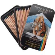 Prismacolor Premier Water-Soluble Coloured Pencils, 24 Pack