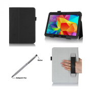 ProCase Folio Case with Stand for Samsung Galaxy Tab 4 10.1 Tablet ( 25cm Galaxy Tab 4, SM-T530 / T531 / T535), with Auto Sleep/Wake feature, bonus stylus pen included