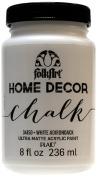 FOLKART Plaid 34150 Home Decor Chalk, 240ml, White Adirondack