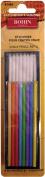 Chalk Cartridge Set Refill-Assorted Colours 16/Pkg