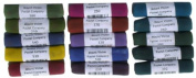 Mount Vision Pastel Company 15-Piece Dark Set