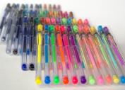 LolliZ Gel Pens 48 Gel Pen Tray Set