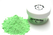 Green Glow Pigment Powder 30ml- Green Glow in the Dark