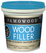 FAMOWOOD Latex Wood Filler - Birch - Pint