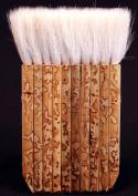 7.9cm Hake Blender Brush for Watercolour, Wash, Ceramic & Pottery Painting