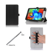 ProCase Samsung Galaxy Tab 4 8.0 Case with bonus stylus pen - Smart Cover Case with Stand for 20cm Tab 4 Tablet 2014 (SM-T330 / T331 / T335), with Auto Sleep/Wake feature