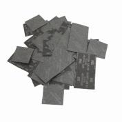 3M Anti-Tarnish 2.5cm x 2.5cm Paper Strips Pack of 100 Silver Jewellery Flatware Utensil Musical Instrument Saver