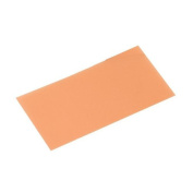 Grobet USA Soft Pink Sheet Wax 18 Gauge 10cm Square