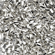 "Silver Solder Ultra Tiny Precut Pieces 0.5mm X 1mm X .25mm ""Easy"" Density Chip"