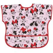 Bumkins Disney Baby Waterproof Junior Bib, Minnie Classic, 1-3 Years