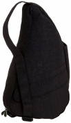 AmeriBag Classic Distressed Nylon Healthy Back Bag Medium