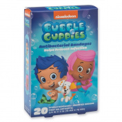 Bubble Guppies Bandages - 20 Per Pack