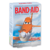 Disney Planes Band-Aid Bandages - 20 per Pack