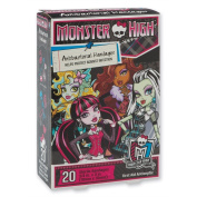 Monster High Band-Aid Bandages - 20 Per Pack