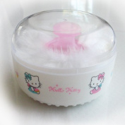 Hello Kitty Baby Powder Puff Kit