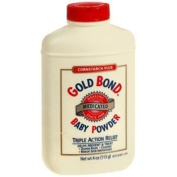 Gold Bond Cornstarch Plus Baby Powder - 120ml